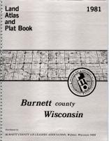Title Page, Burnett County 1981